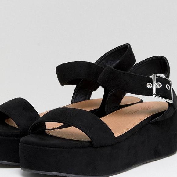 8108c1db626c ASOS Shoes - ASOS Toucan Wedge Sandals